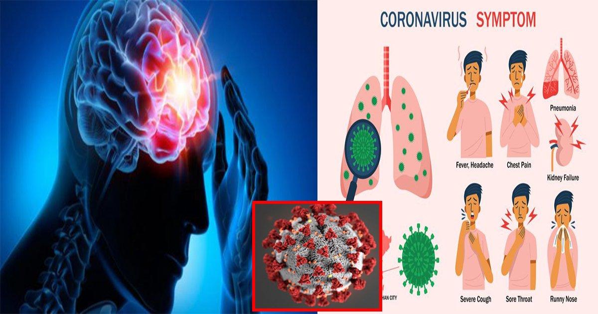 ecbd94eba19ceb8298.jpg?resize=1200,630 - ' 집중력 장애 , 단기 기억상실..' ... 코로나19 바이러스 완치 후에도 계속되는 뇌질환 후유증은 이러하다