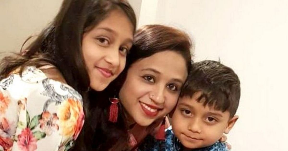 family6 1.jpg?resize=412,232 - Mother And Two Children 'Found Strangled To Death' In Their Family Home