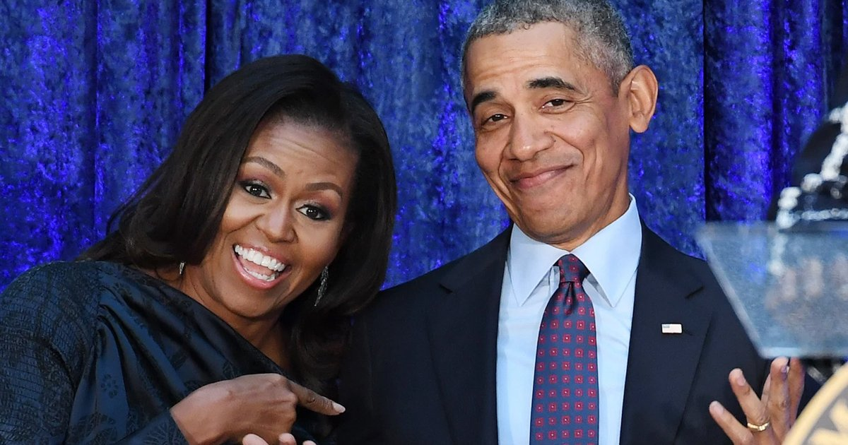 "fdfsdfsdfsf.jpg?resize=412,232 - Barack & Michelle Obama Titled ""The Most Admired Man and Woman"" In The World"