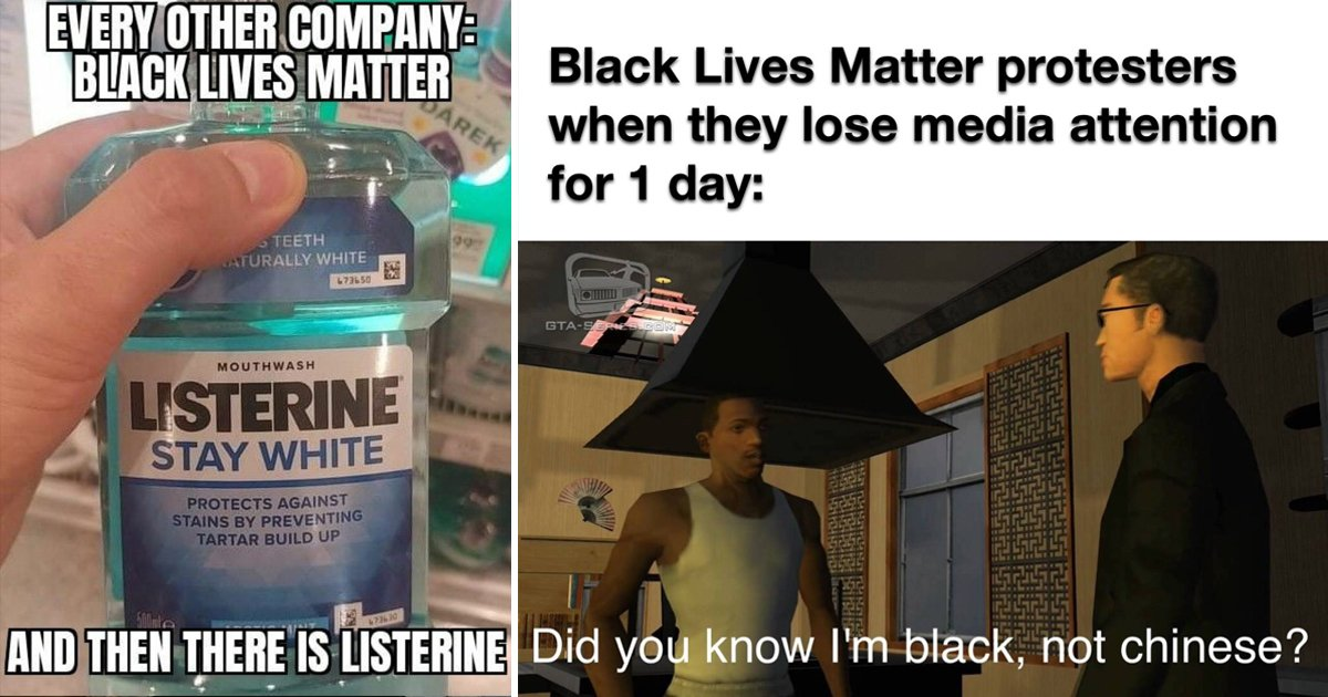 ffff 2.jpg?resize=1200,630 - Top 8 BLM Memes Sure To Give The Movement A Hilariously Twisted Name