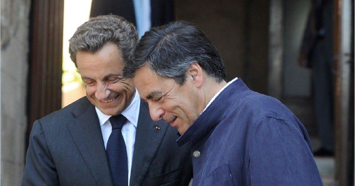 fillon sarko.jpg?resize=412,232 - Retrouvailles: Nicolas Sarkozy et François Fillon ont déjeuné ensemble