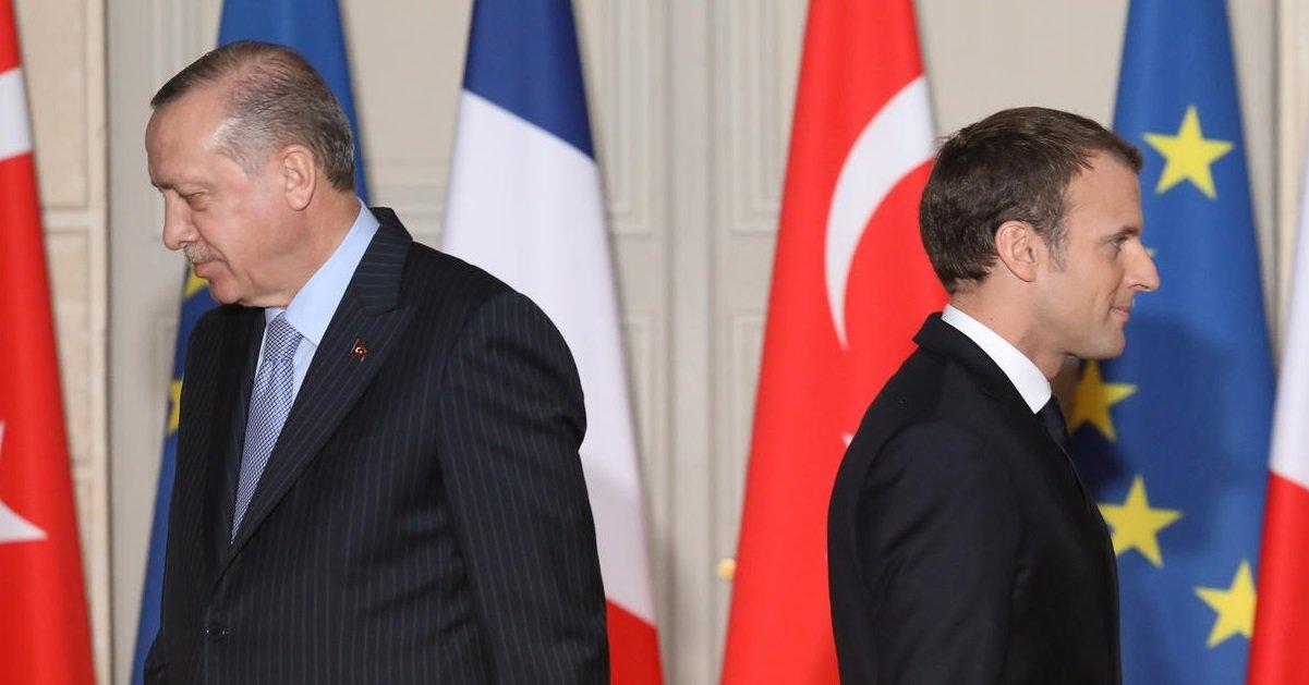"""frtr.jpg?resize=412,232 - Pour le président Turc, Emmanuel Macron """"règle ses comptes avec l'Islam et les musulmans"""""""