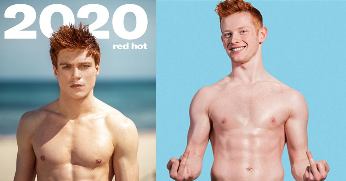 fsdfsdf 2.jpg?resize=412,232 - Ginger Pubes Are A Next Level Affair And This Calendar Is Hunting For Those With A Flair