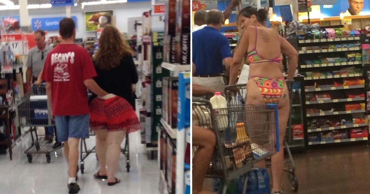 fsdfsdfsdfdsfs.jpg?resize=1200,630 - 8 Prime Examples Of Amusingly Weird People Of Walmart