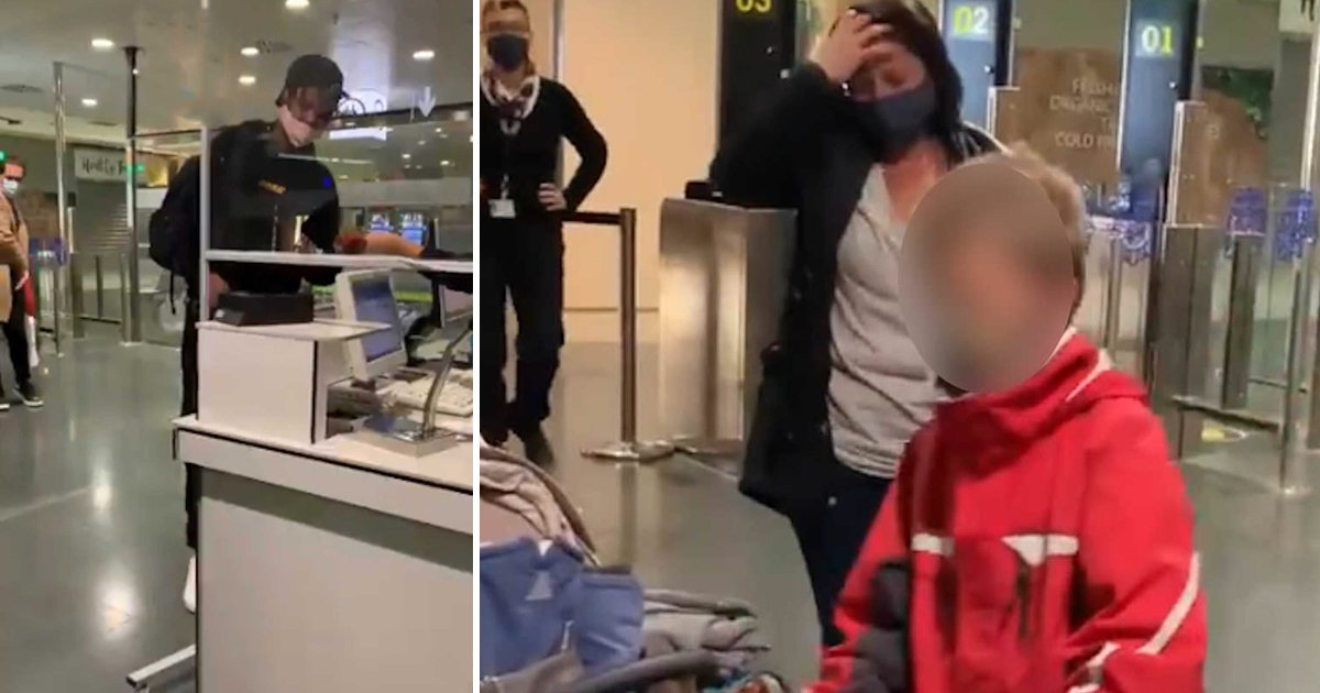 gasgdasg.jpg?resize=1200,630 - 'Hero' Ryanair Passenger Steps In To Pay Crying Mum's Overweight Luggage Fee