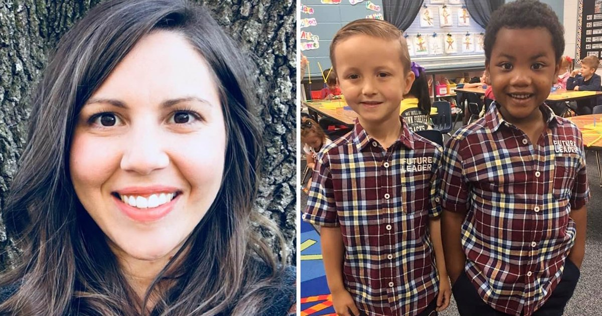 ggdsgsdgsg.jpg?resize=1200,630 - Mom Breaks Down In Tears After 5-Year-Old Insists He And His Friend Are Twins