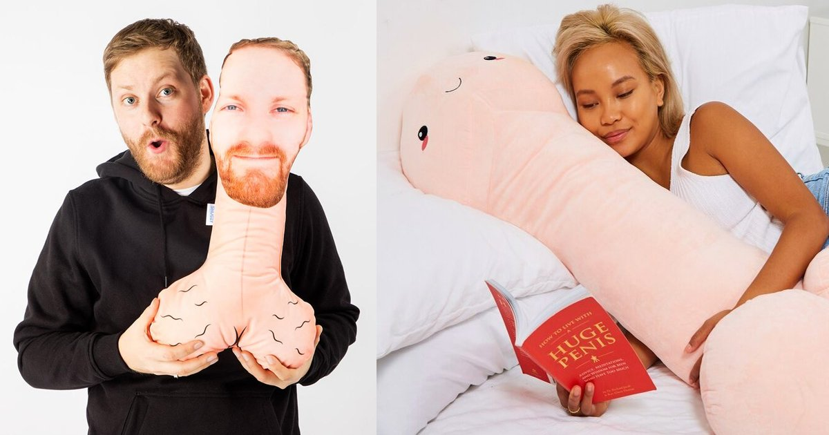 ggsfs.jpg?resize=412,232 - Dick With Face Shaped Pillows Are Trending And Here's Why You Need One