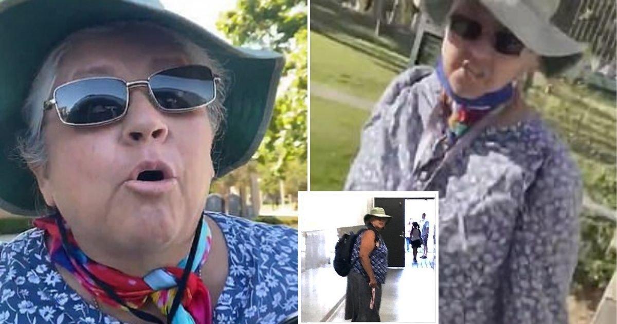 hernandez6.jpg?resize=412,232 - Woman Who Was Filmed Screaming Racial Slurs At People Faces Jail Time