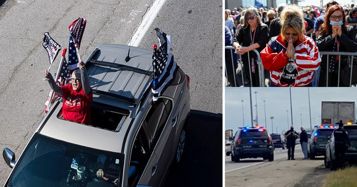 hsdsfs.jpg?resize=1200,630 - Police On The Hunt For Gunman Who Opened Fire At MAGA Parade In Ohio