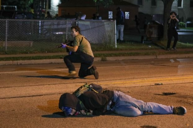 im 226052.jpeg?resize=1200,630 - New Video Shows Slain Kenosha Protestor Screaming 'Shoot Me' Minutes Before Killing