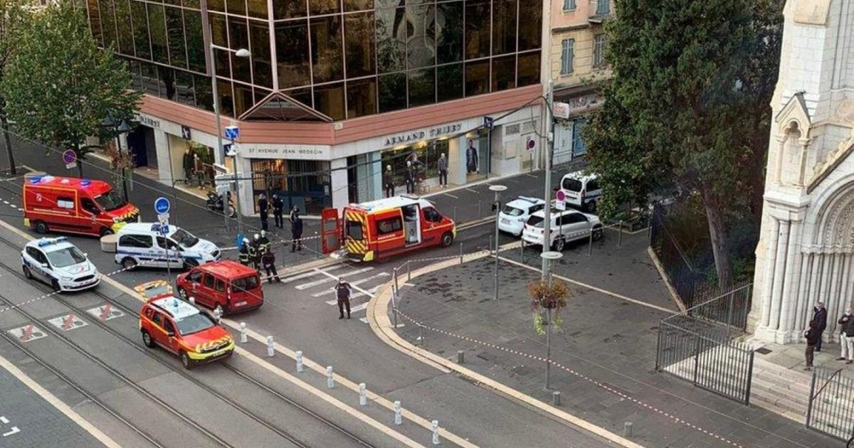 la meuse e1603964852208.jpg?resize=1200,630 - Nice : Une attaque au couteau dans une église fait deux morts et plusieurs blessés