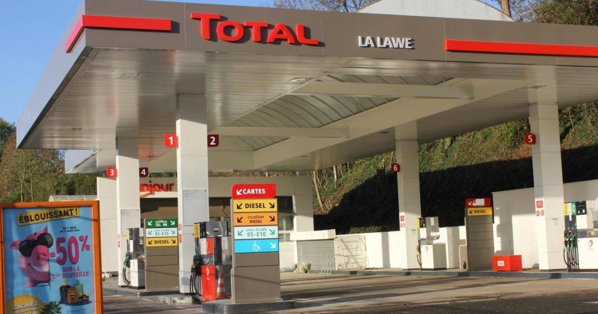 la voix du nord e1601634366168.jpg?resize=412,232 - Les prix de l'essence ne devraient pas remonter avant un an, selon le patron de Total