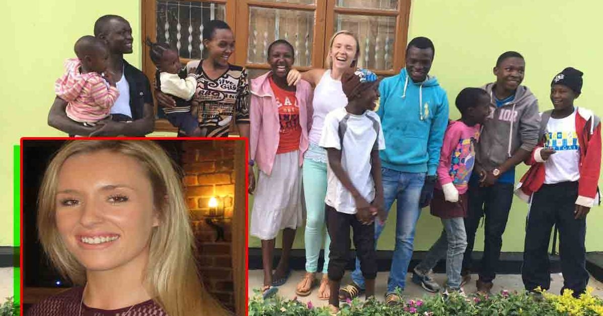 letty mcmaster pic e1603218681254.jpg?resize=412,232 - Une Britannique de 26 ans adopte 14 orphelins après un voyage en Tanzanie