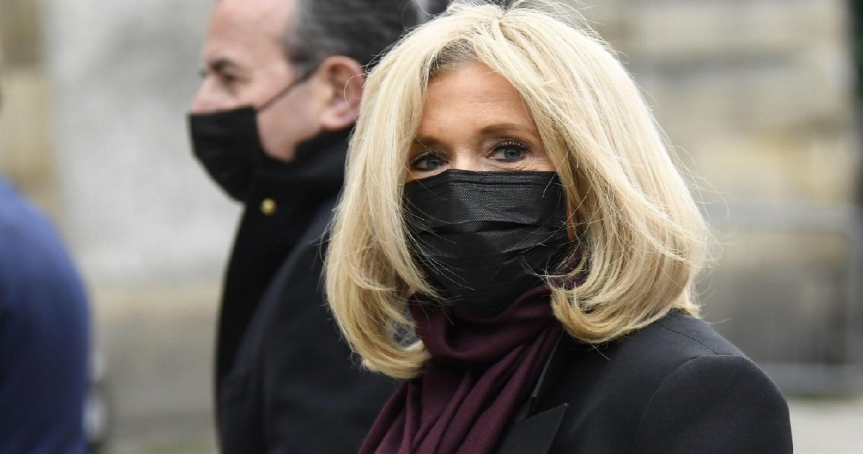 macron.jpg?resize=412,232 - Dans une lettre, Brigitte Macron a rendu un hommage touchant à Samuel Paty
