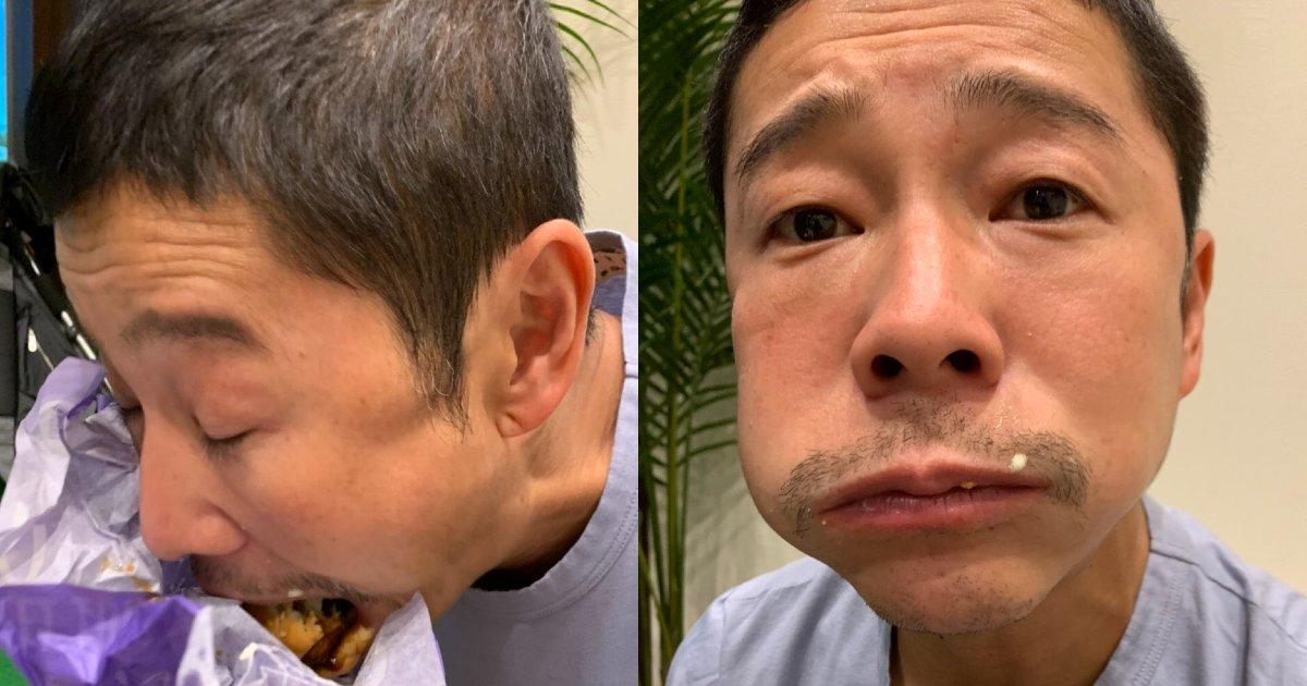 maezawamakudo.png?resize=1200,630 - 前澤友作がマクドナルドを頬張る写真も「キモい」とバッシングを受けた件「凹んでしまった」