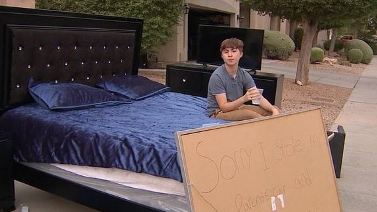 maxresdefault 3.jpg?resize=412,232 - 14-Year-Old Boy Forced To Give Away All His Belongings In Front Of Family Home