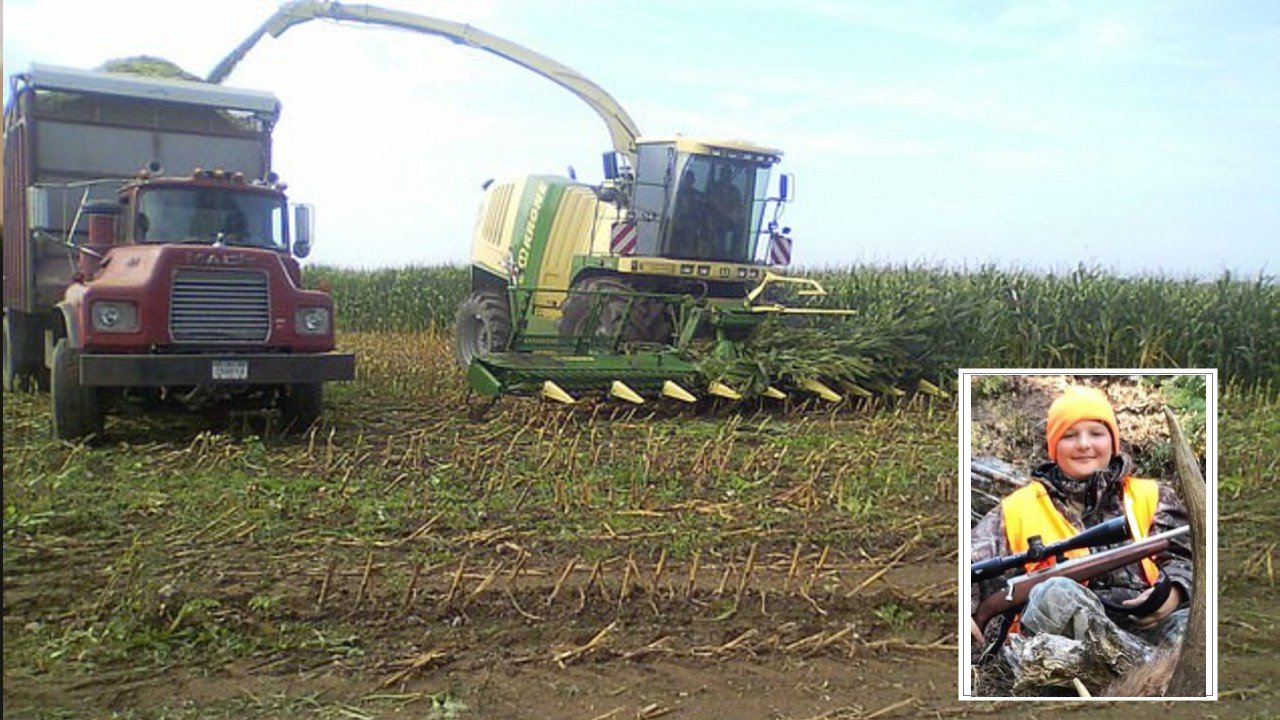 maxresdefault 9.jpg?resize=1200,630 - 13-Year-Old Boy Run Over By Corn Harvester After He Fell Asleep In The Field