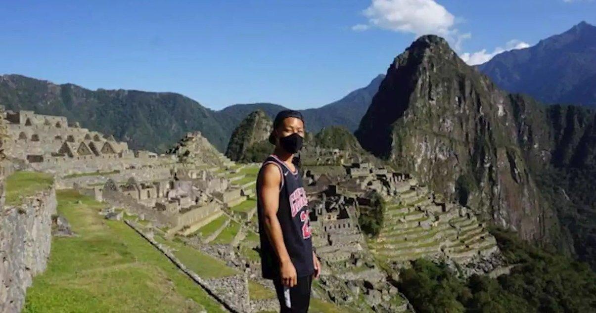 mp.jpg?resize=1200,630 - Un touriste chanceux a pu profiter du Machu Picchu pour lui tout seul