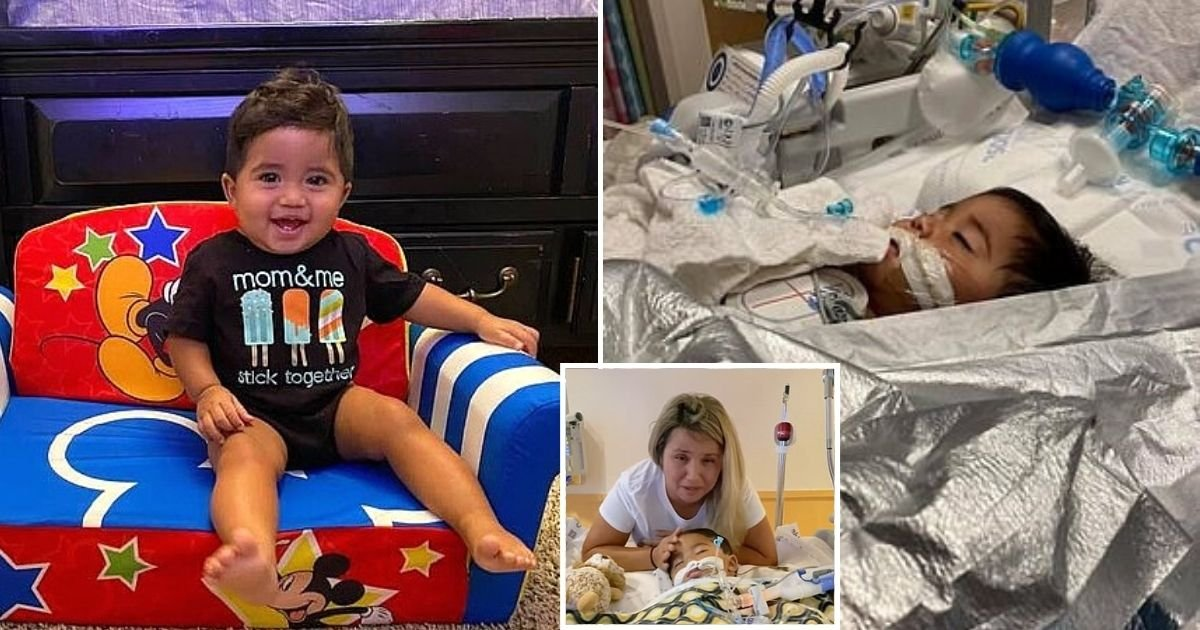 nick7.jpg?resize=1200,630 - Parents Suing Children's Hospital To Keep Their Baby On Ventilator After Doctors Declared Him Brain Dead