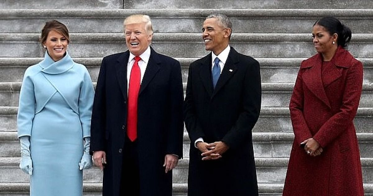obama4.jpg?resize=412,232 - Barack And Michelle Obama Wish Donald And Melania Trump A Speedy Recovery After They Were Diagnosed With Coronavirus
