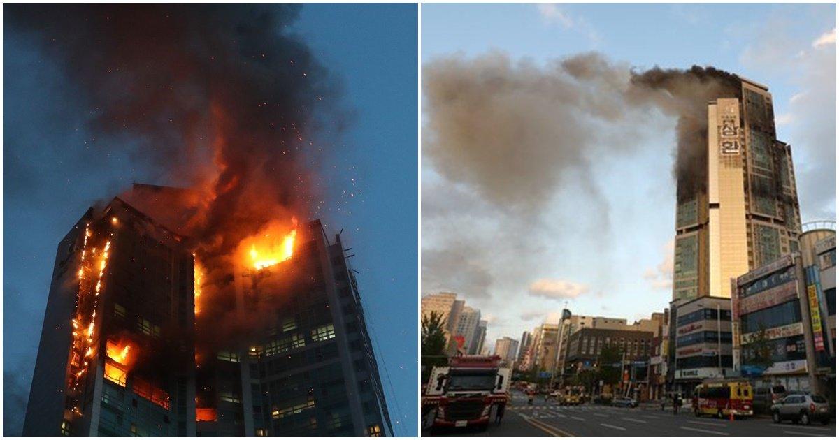 "page 119.jpg?resize=1200,630 - ""호텔은 무슨.. "" 울산 33층 아파트 화재 이재민들이 국민의 비난에 보인 '충격적인' 반응 (사진)"