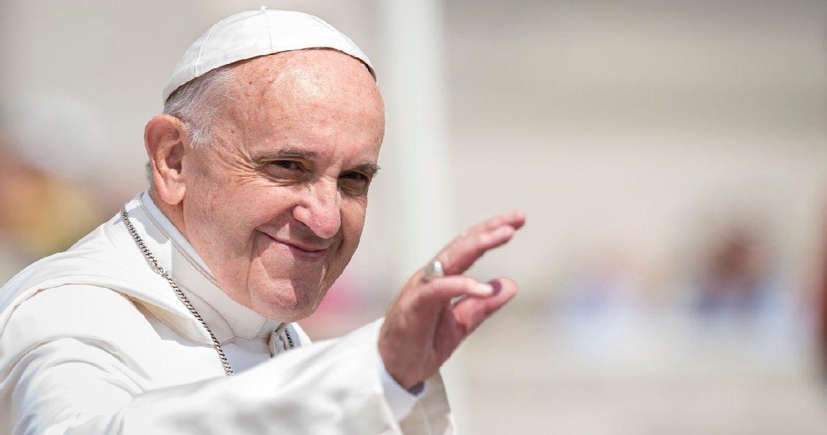 pape.jpg?resize=1200,630 - Le Pape François favorable à l'union civile des couples homosexuels
