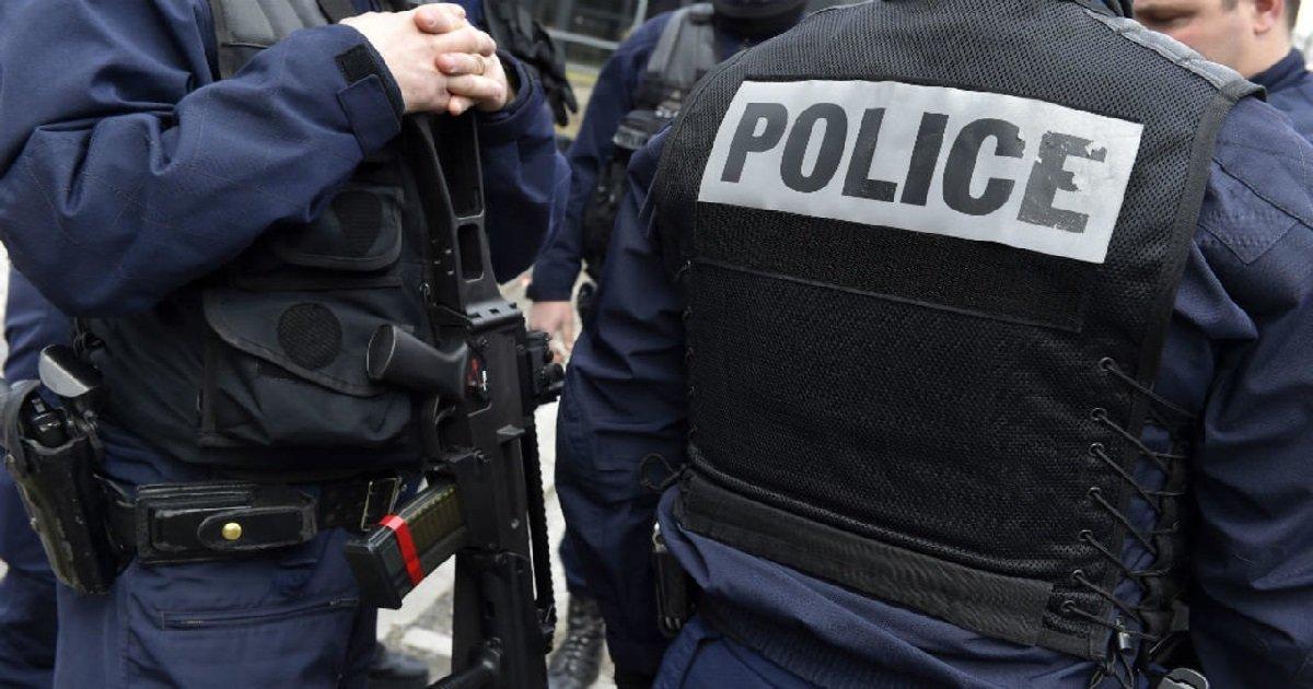 police france 0 1.jpg?resize=1200,630 - Essonne: un policier a été délibérément renversé lors d'un contrôle