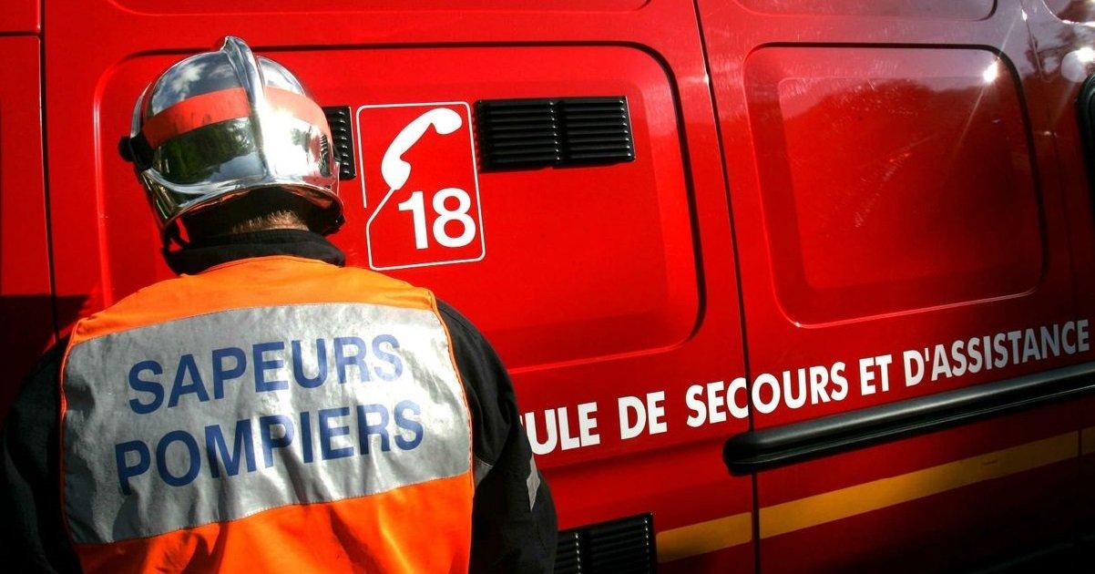 pompiers 1.jpg?resize=412,232 - Un garçon de 5 ans meurt, certainement étouffé par sa mère avec des oreillers