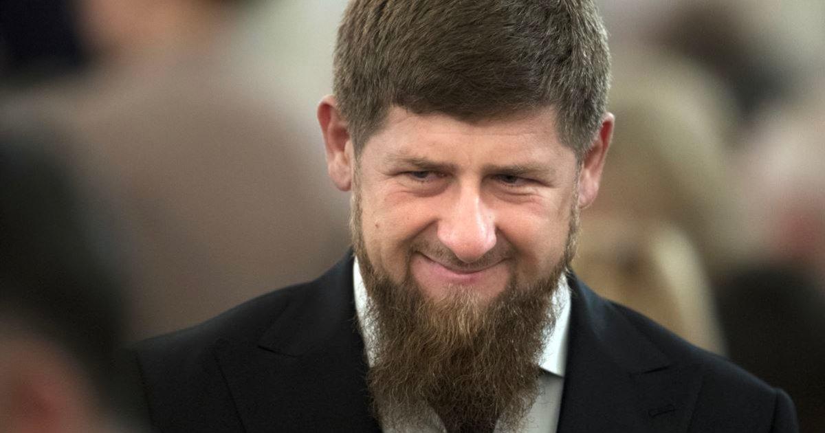 """ramzan kadyrov.png?resize=1200,630 - Emmanuel Macron accusé de pousser les musulmans """"vers le terrorisme"""""""
