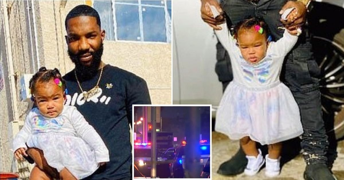 sayah5.jpg?resize=1200,630 - Father Refused To Break Window Of Hot Car To Save Dying 1-Year-Old Daughter Because Of Potential Cost