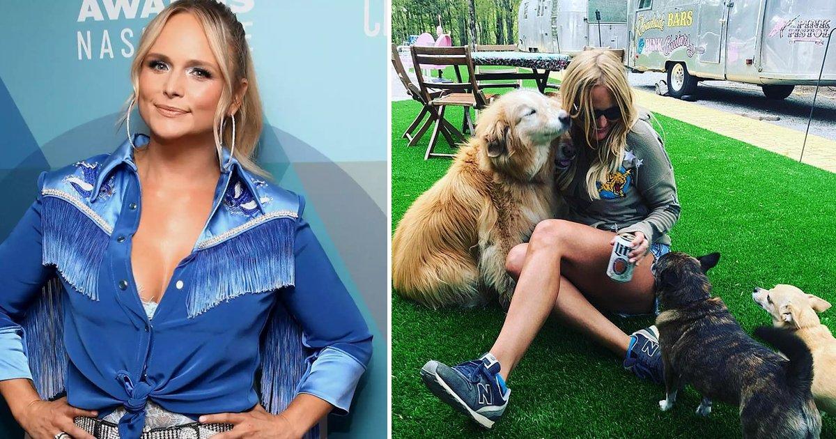 sfdddd.jpg?resize=412,232 - Miranda Lambert Mourns Death Of Beloved Rescue Dog With Heartbreaking Tribute