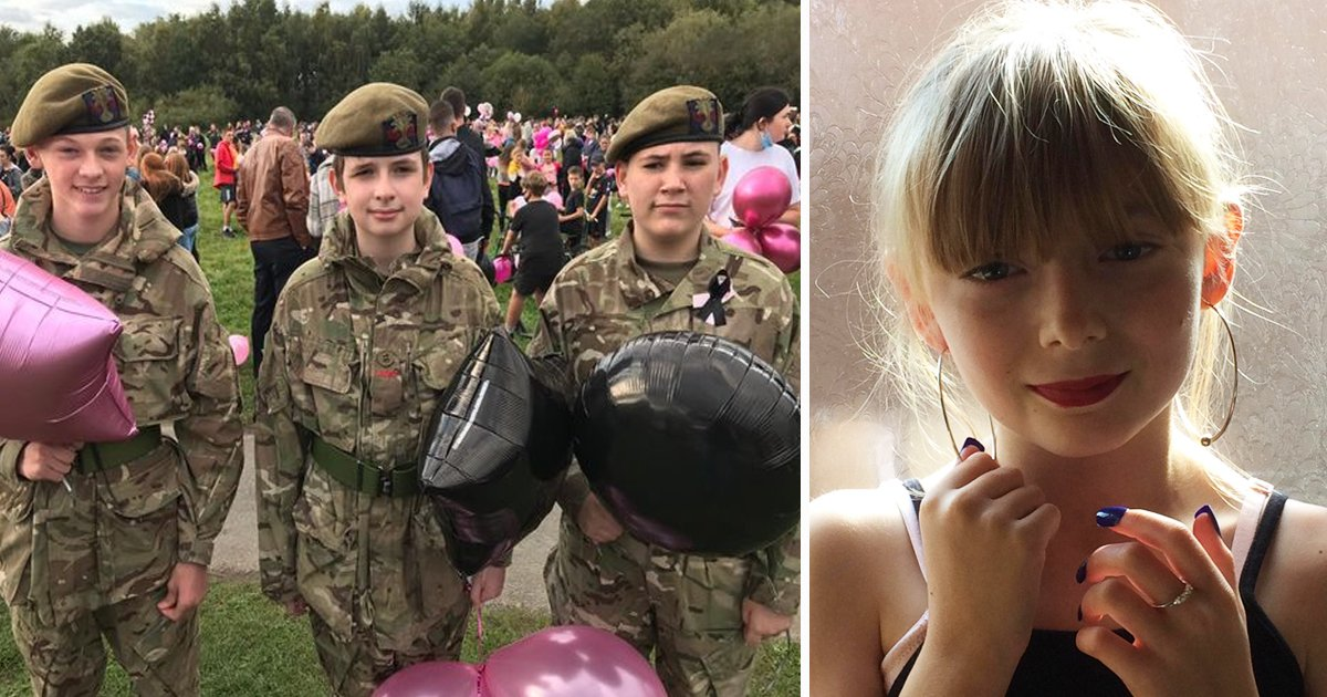 sfdsf 1.jpg?resize=412,232 - Loved Ones Mourn Tragic Loss Of 13-Year-Old Army Cadet Found Hanging In Bedroom