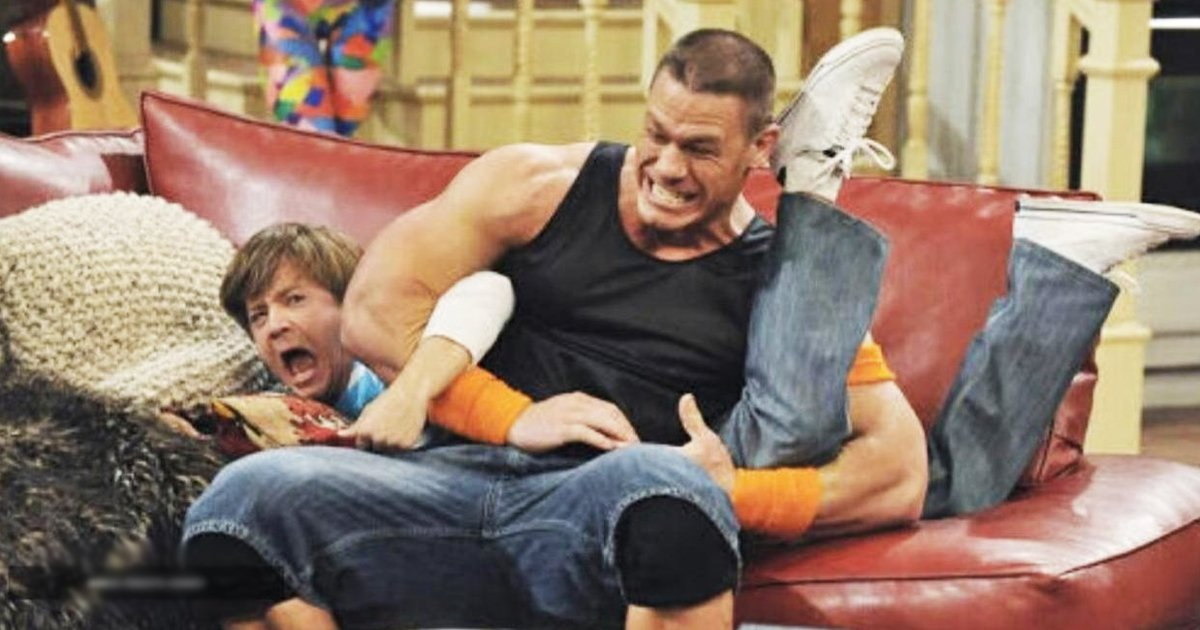 sfdsf.jpg?resize=1200,630 - Believe It Or Not: Hannah Montana's Brother And John Cena Are The Same Age