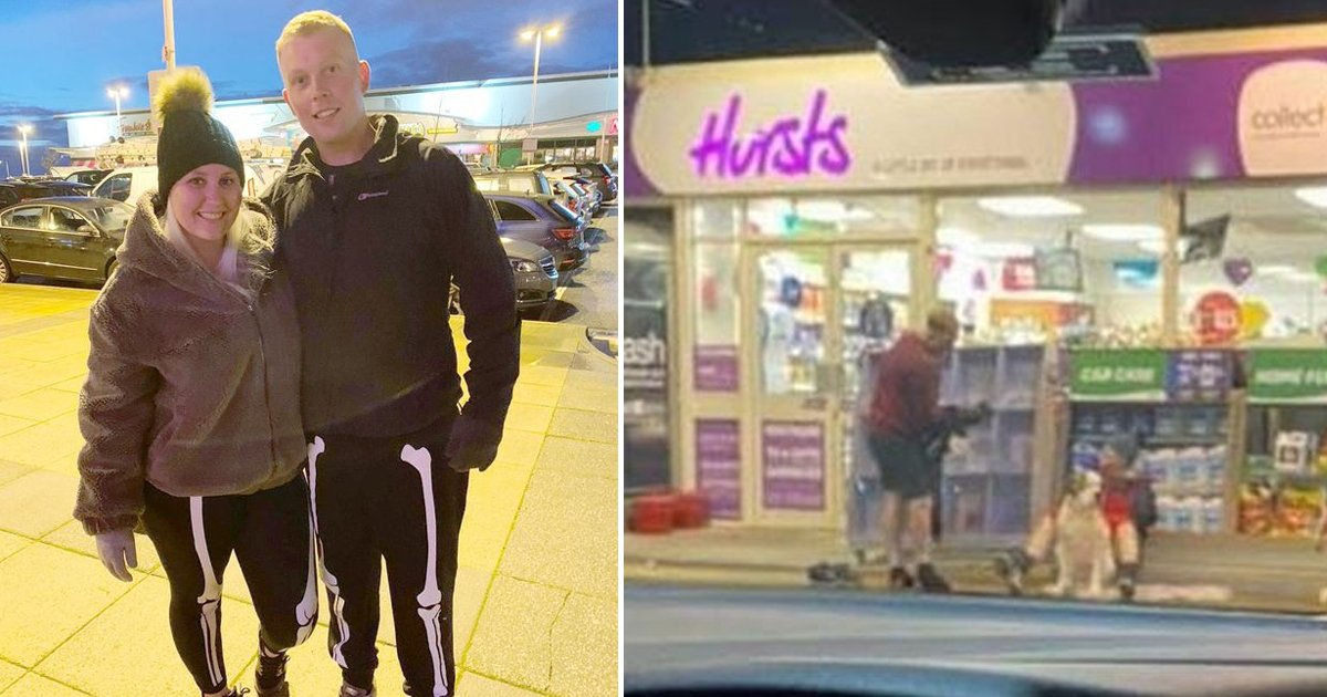 sfsdfs.jpg?resize=1200,630 - Humble Dad Strips Down And Offers Jeans To 'Freezing' Homeless Man
