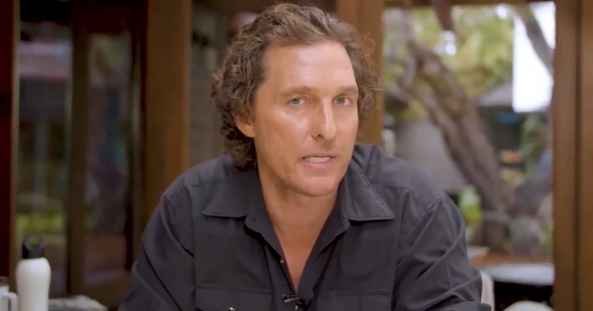 smalljoys.png?resize=1200,630 - Matthew McConaughey Opens Up About Being Sexual Abuse Survivor In His New Memoir