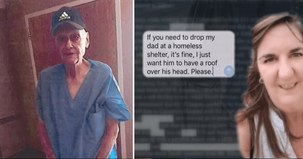 ssssssgsgsg.jpg?resize=412,232 - Woman 'Gets Rid' Of Dad Suffering From Alzheimer's By Putting Him On A Flight To Denver