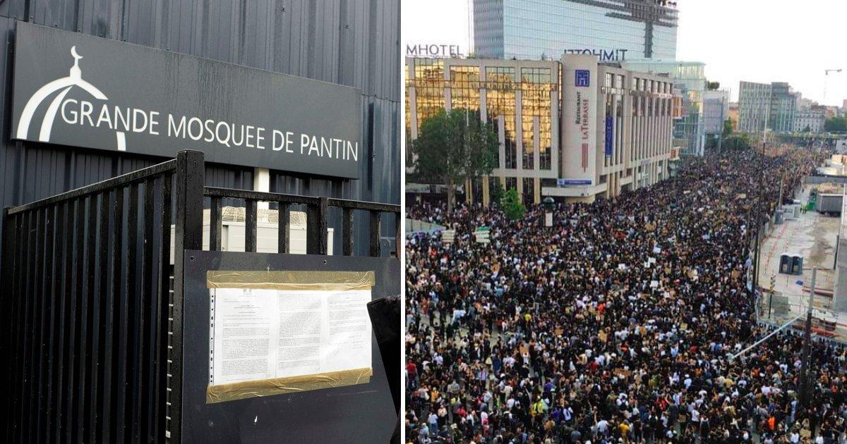 ssssssss.jpg?resize=1200,630 - France Shuts Down Paris Mosque Amid Crackdown Following Teacher's Beheading