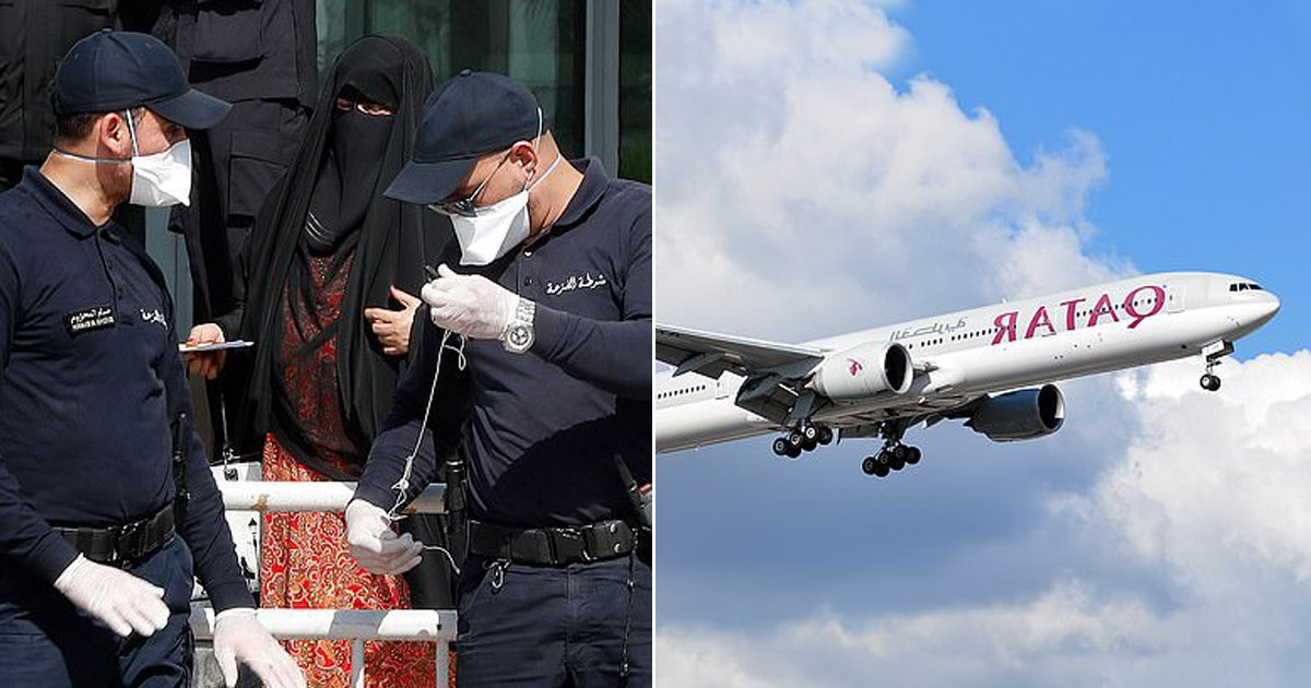 thubnail recovered 9.jpg?resize=1200,630 - Premature Baby Was Found Abandoned In The Terminal Bathroom Of Doha Airport