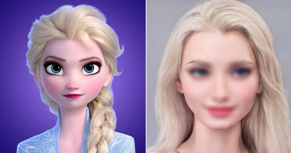 untitled 40.jpg?resize=1200,630 - 만약 디즈니 캐릭터들이 실제 사람이 된다면 '美친' 비주얼.jpg