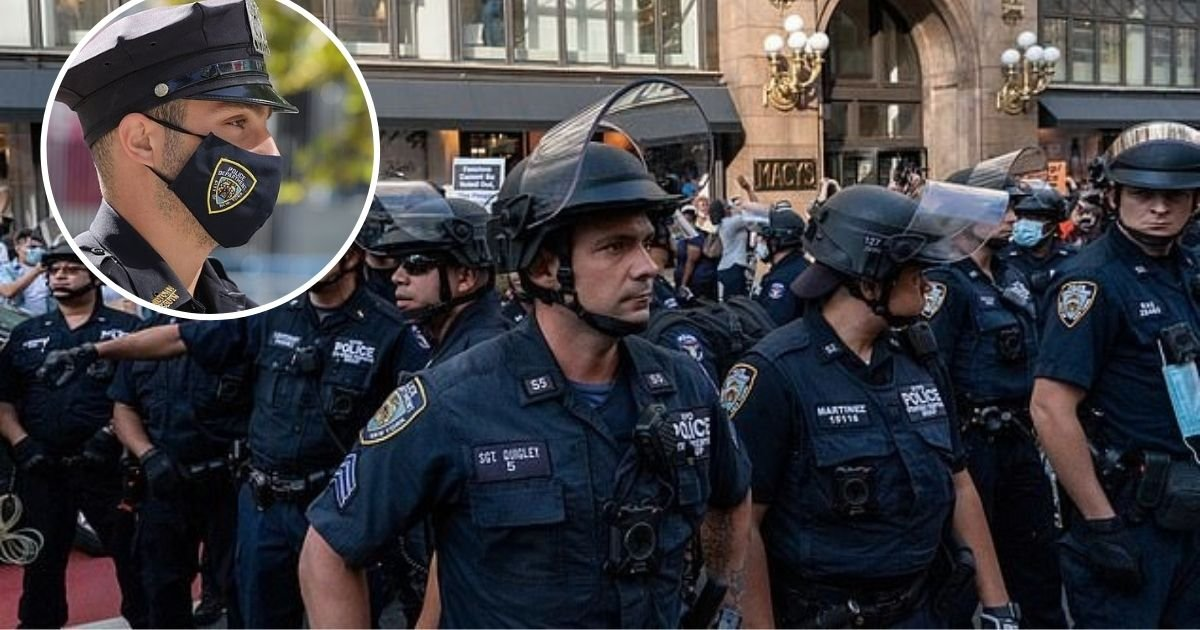 untitled design 1 4.jpg?resize=1200,630 - Police Officers Could Face Disciplinary Action For Not Wearing Face Masks