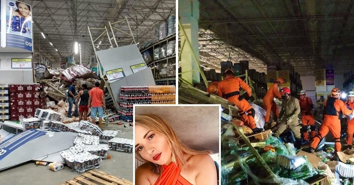 untitled design 1 5.jpg?resize=1200,630 - One Dead And Several Injured As Supermarket Shelves Collapse In Domino Effect
