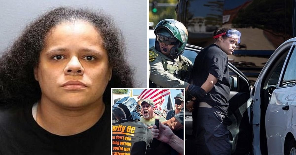untitled design 2.jpg?resize=1200,630 - BLM Protester Charged With Attempted Murder After Running Over Woman's Head With Her Car