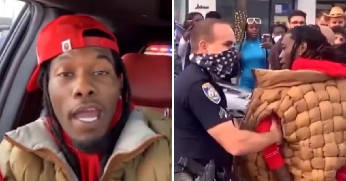 untitled design 4 16.jpg?resize=412,232 - Rapper Offset Gets Detained By The Police In Beverly Hills
