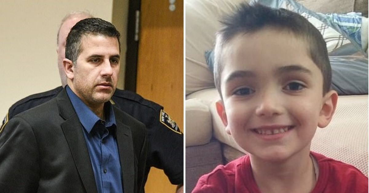valva5.jpg?resize=412,232 - Police Officer Charged With Murder Of Son With Autism Has Quit The Force To Keep His Pension