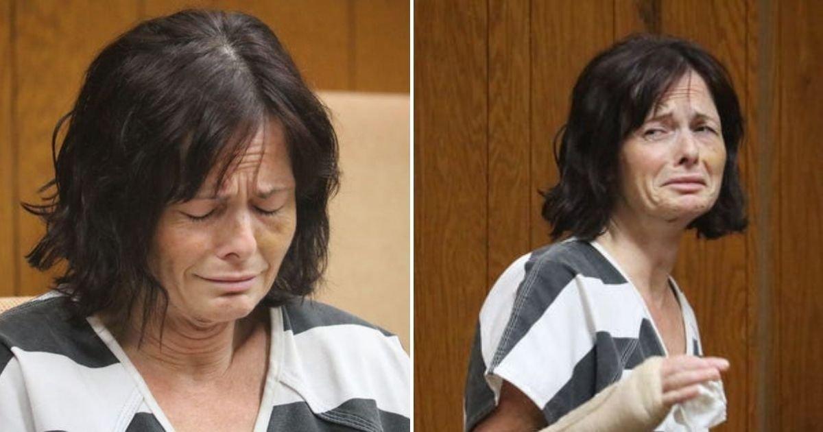 """1 139.jpg?resize=1200,630 - Mujer Que Fue Encarcelada Por Quitarle La Vida A Su Marido """"Monstruoso"""" Ha Sido Liberada"""