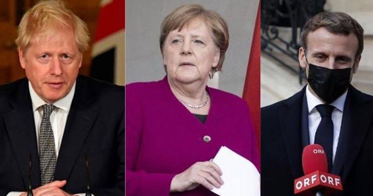 """1 61.jpg?resize=1200,630 - """"Las Restricciones Por El Covid-19 Se Mantendrán Hasta Que El 70% De La Población Sea Inmune"""", Advierte Merkel"""