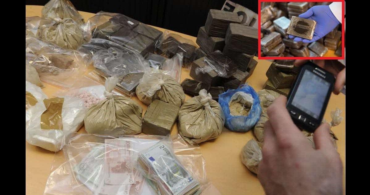 """10 drogue 1.jpg?resize=1200,630 - Région Lyonnaise: la police a saisi 2,4 tonnes de cannabis et un """"trésor de guerre"""""""