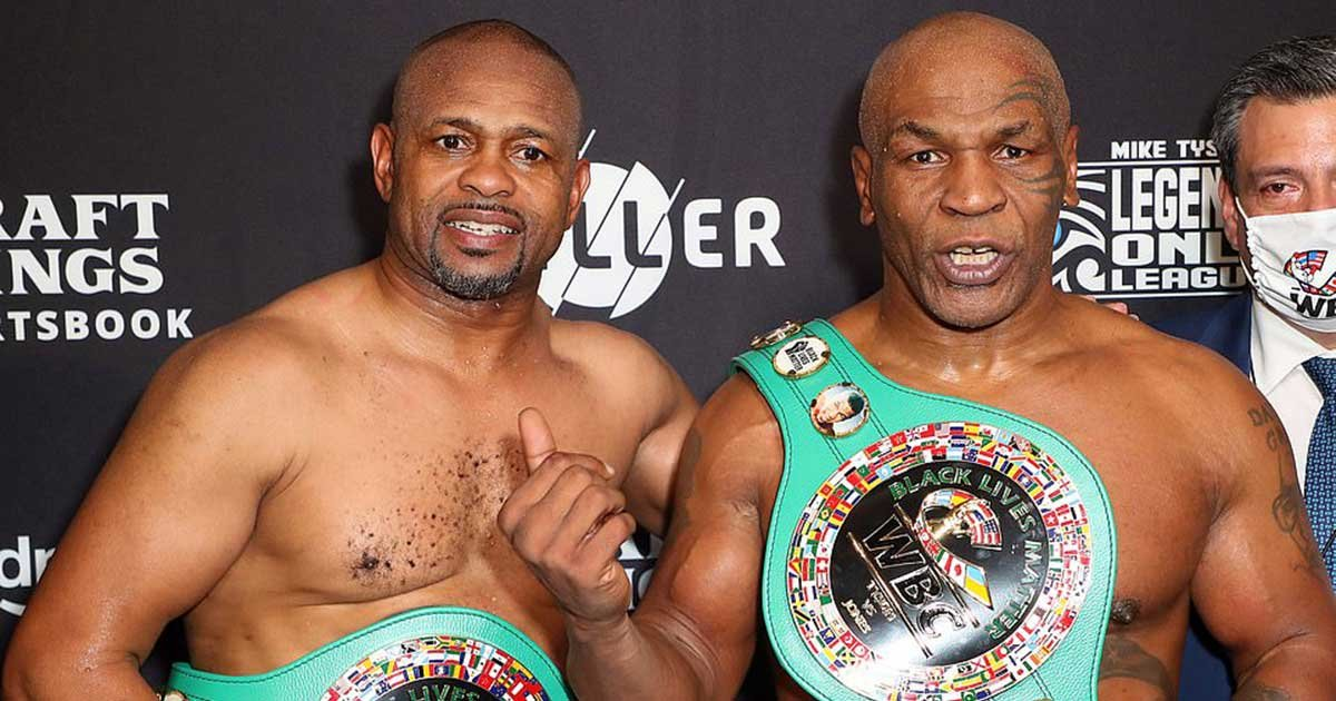 36220916 8993697 image a 19 1606630864965.jpg?resize=412,275 - Mike Tyson Vs Roy Jones Jr Fight To A Draw In Exhibition Match