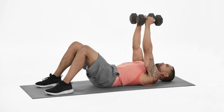 get rid of armpit fat