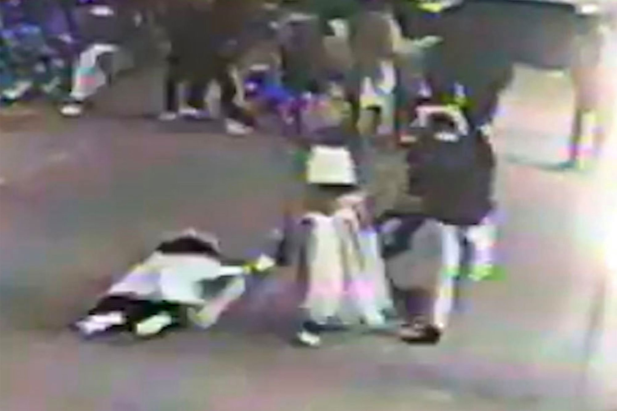 Video shows moment 8-year-old was shot while trick-or-treating